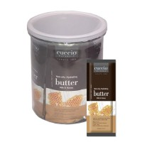 Cuccio Naturalé Butter Blend Milk & Honey Sachet kosteusvoidepussi 25 x 20 g