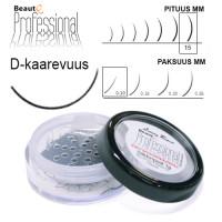 BeautQ Professional D-Pidennysripset 15 / 0.10 1 g