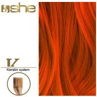 So Cap Suora Sinettihius 10 kpl väri Tumma Appelsiini 55-60 cm