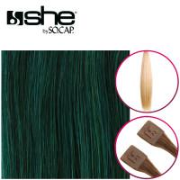 So Cap Suora Sinettihius Dark Green 10 kpl 55-60 cm