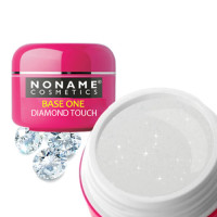 Noname Cosmetics Diamond Touch Timantinhohtoinen UV-geeli 15 g