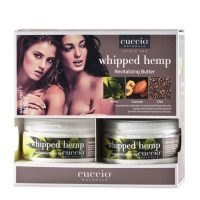 Cuccio Naturalé Whipped Hemp Display Revitalizing Butter kosteusvoide 6 x 226 g