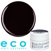 Eco Nail Systems In the Dark Eco Soak Off geelilakka 7 g