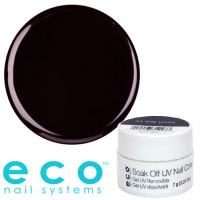 Eco Nail Systems In the Dark Eco Soak Off geelilakka 7 g