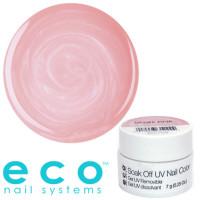 Eco Nail Systems Desire Pink Eco Soak Off geelilakka 7 g