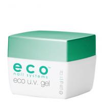 Eco Nail Systems Eco Paksu Kirkas UV-geeli 28 g
