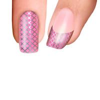 Trendy Nail Wraps Coney Island Pink Kynsikalvo kärkikalvo