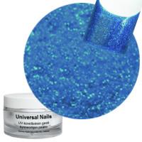 Universal Nails Petrooli Helmiäinen UV glittergeeli 10 g