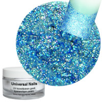 Universal Nails Pillifarkut UV glittergeeli 10 g
