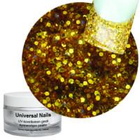 Universal Nails Karhea Kulta UV glittergeeli 10 g