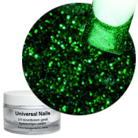 Universal Nails Ruohikko UV glittergeeli 10 g