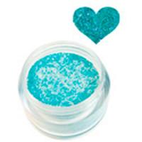 Sina Hohtava Sininen Glitter akryylipuuteri 5,1 g