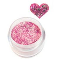 Sina Pinkki Glitter akryylipuuteri 5,1 g