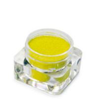 Sina Kimalteleva Keltainen glitterpöly