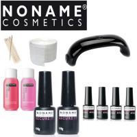 Noname Cosmetics Geelilakka-aloituspaketti Mini LED-uunilla