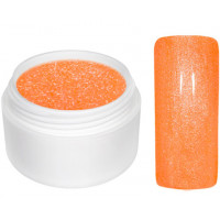 Noname Cosmetics Orange Neon Glimmer UV geeli 5 g