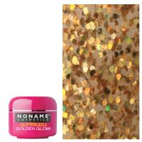 Noname Cosmetics Golden Glow Glitter UV geeli 5 g