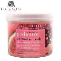 Cuccio Naturalé Scentual Salt Soak Pomegranate & Fig jalkakylpysuola  822 g