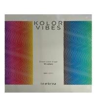 Inebrya Kolor Vibes värikartta