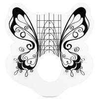 Noname Cosmetics Jolifin Butterfly Kynsimuotit 500 kpl
