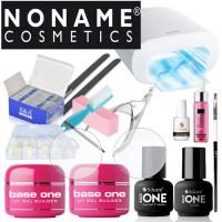 Noname Cosmetics UV-Geeli Aloituspaketti Promed UVL-36 S UV-uunilla