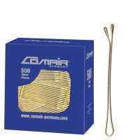 Comair Germany Kultaiset Suorat Pinnit 500 kpl 5 cm