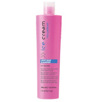 Inebrya Ice Cream No-Yellow Light Blue shampoo 300 mL
