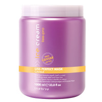 Inebrya Ice Cream Liss-Pro naamio 1000 mL