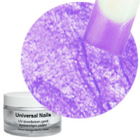 Universal Nails Liilakarkki UV metalligeeli 10 g
