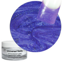 Universal Nails Purppura UV metalligeeli 10 g