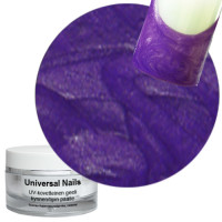 Universal Nails Liila UV metalligeeli 10 g