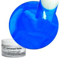 Universal Nails Sininen UV metalligeeli 10 g