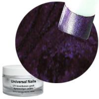 Universal Nails Tumma Munakoiso UV metalligeeli 10 g