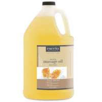 Cuccio Naturalé Massage Oil Milk & Honey hierontaöljy 3,75 L