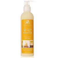 Cuccio Naturalé Milk & Honey Scentual Soak manikyyrikylpy 237 mL