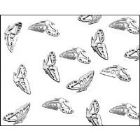 Sina Metallikoriste MNDS-23 48 kpl