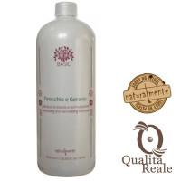 Naturalmente Fennel & Geranium kosteuttava shampoo 1000 mL