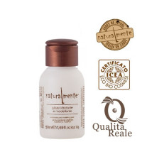 Naturalmente Moisturizing Styling Glaze Gel muotoilugeeli mini 50 mL