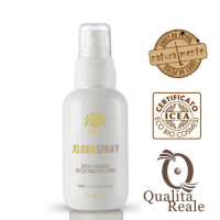 Naturalmente Jojoba Polishing Spray kiiltosuihke 100 mL