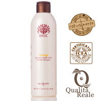 Naturalmente Orange shampoo hennoille hiuksille 250 mL