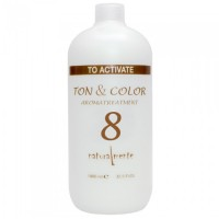 Naturalmente 2,4% Ton & Color hapete 1000 mL