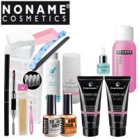 Noname Cosmetics Fengshangmei Powder Polygel Aloituspaketti Master ilman uunia