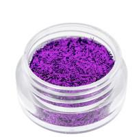 Noname Cosmetics Säkenöivät Liilat glittersäikeet 1.5 g