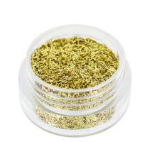 Noname Cosmetics Säkenöivät Kultaiset glittersäikeet