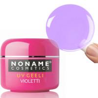 Noname Cosmetics Paksu Violetti UV-geeli 30 g