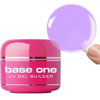 Silcare Base One Paksu Violetti UV-geeli 30 g