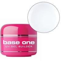 Silcare Base One Valkoinen UV-geeli 30 g
