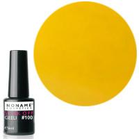 Noname Cosmetics Nro 100 geelilakka 6 mL