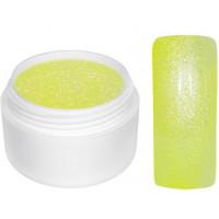 Noname Cosmetics Yellow Neon Glimmer UV geeli 5 g