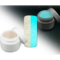 Noname Cosmetics Nightlight 3 Glitter UV geeli 5 g